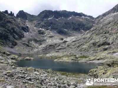 Parque Regional Sierra de Gredos - Laguna Grande de Gredos;senderismo cerca de madrid;viajes de sema